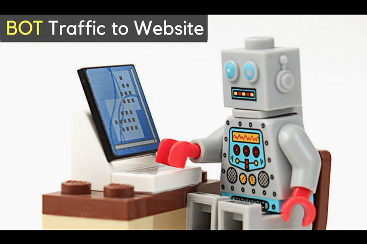 5 Ways to identify BOT Traffic for your Website